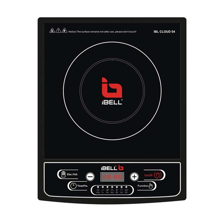 IBELL INDUCTION COOKER WITH POT IBL CLOUD 04