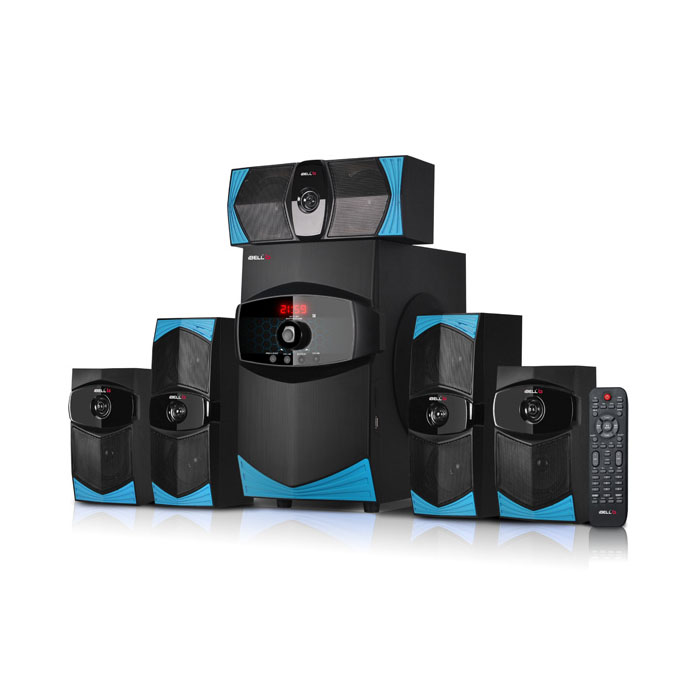 Ibell Multimedia Speaker Ibl 2037 -5.1ch