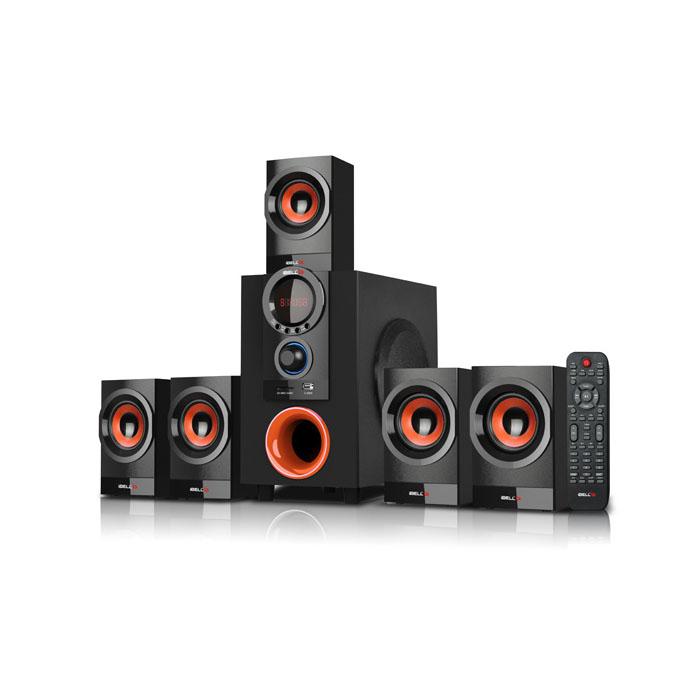 Ibell Multimedia Speaker Ibl 2039 -5.1ch