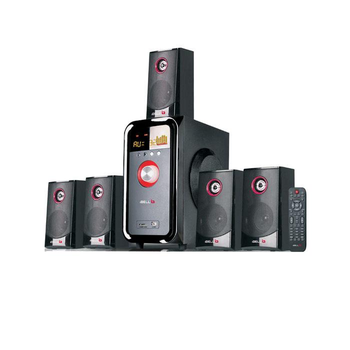 Ibell Multimedia Speaker Ibl 2079B -5.1ch