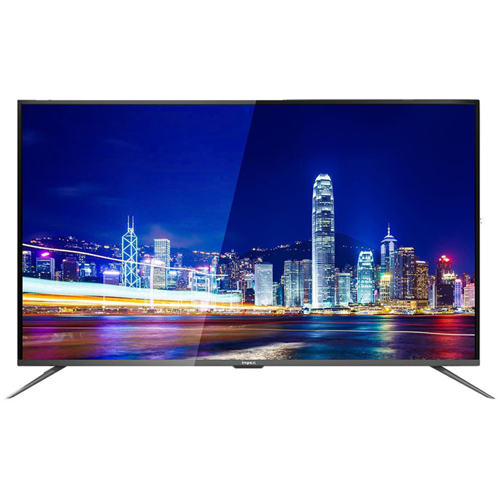"Impex Led Tv 4K Ultra Hd Gloria 55"" Android Smart  Tv"