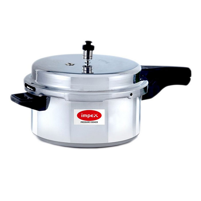 Impex Pressure Cooker Outer Lid Eco 3-3 Ltrs