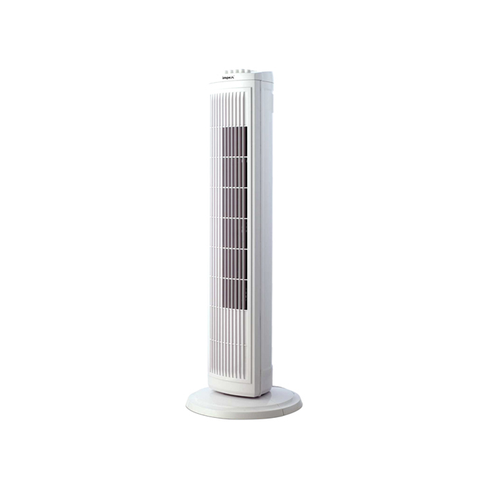 Impex Tower Fan Twister White