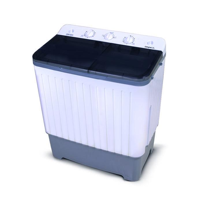 Impex Washing Machine Semi Automatic IWM72SA  7.2KG