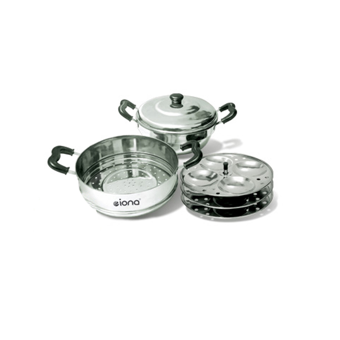 Buy Iona Multi Steamer I 4c3 3 Plate Buy High Quality