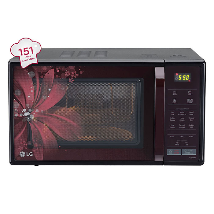 Lg Microwave Oven Convection MC2146BRT