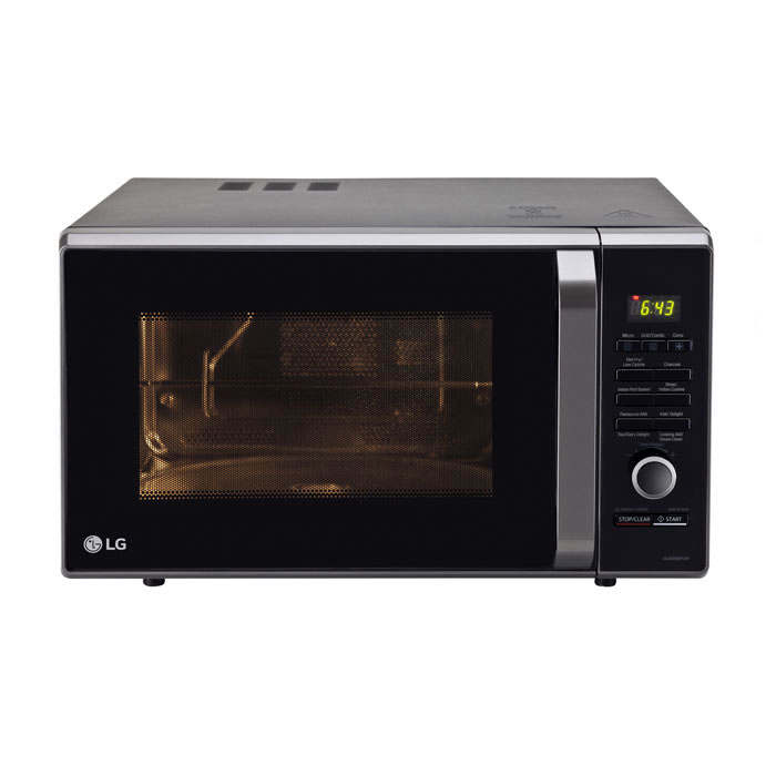 Lg Microwave Oven Convection MJ2886BFUM
