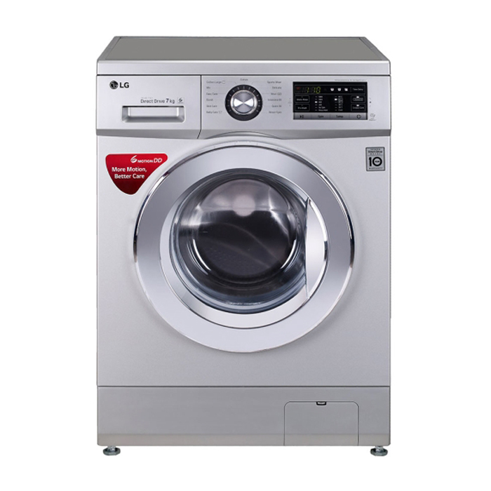 Lg Washing Machine Front Load FH2G6HDNL42-7kg