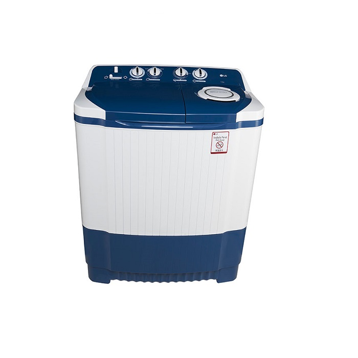 Lg Washing Machine Semi Auto P8071N3FA 7kg-Dark Blue