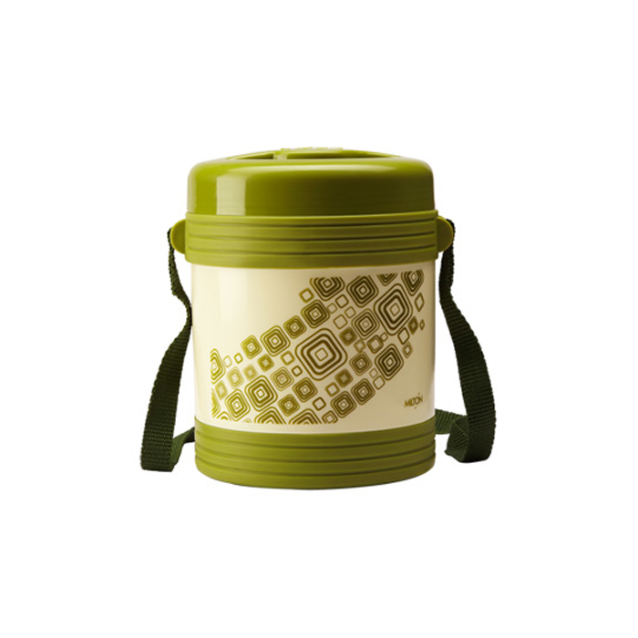 Milton Lunch Box Vector 3 Green 3 Container