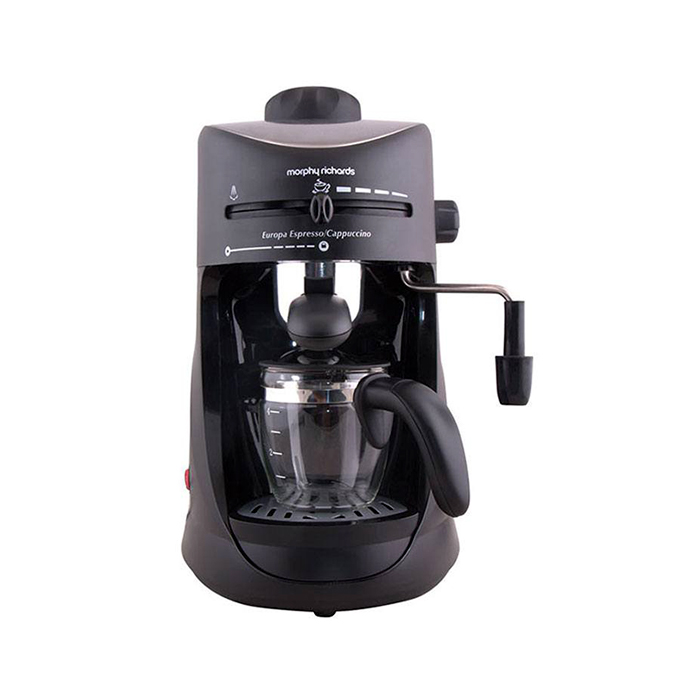 Morphy Richards Coffee Maker New Europa Espresso/cappuccino