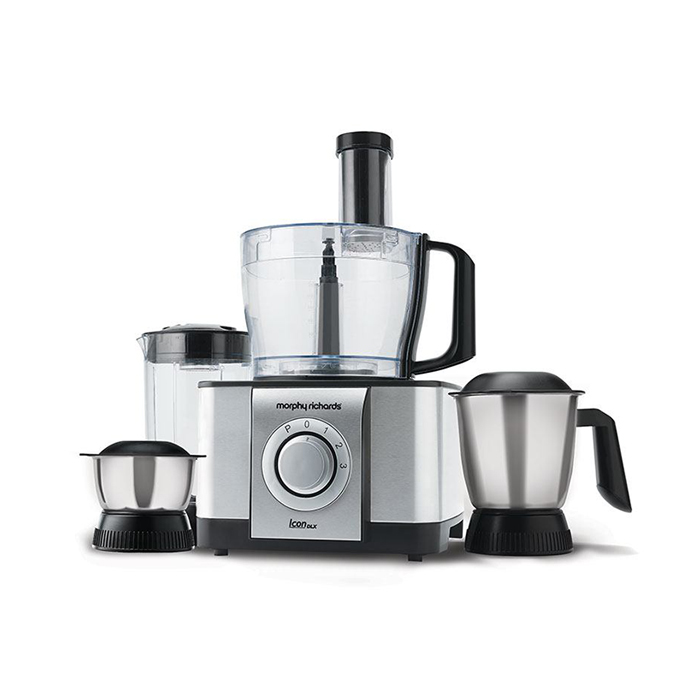 Morphy Richards Food Processor Icon Dlx