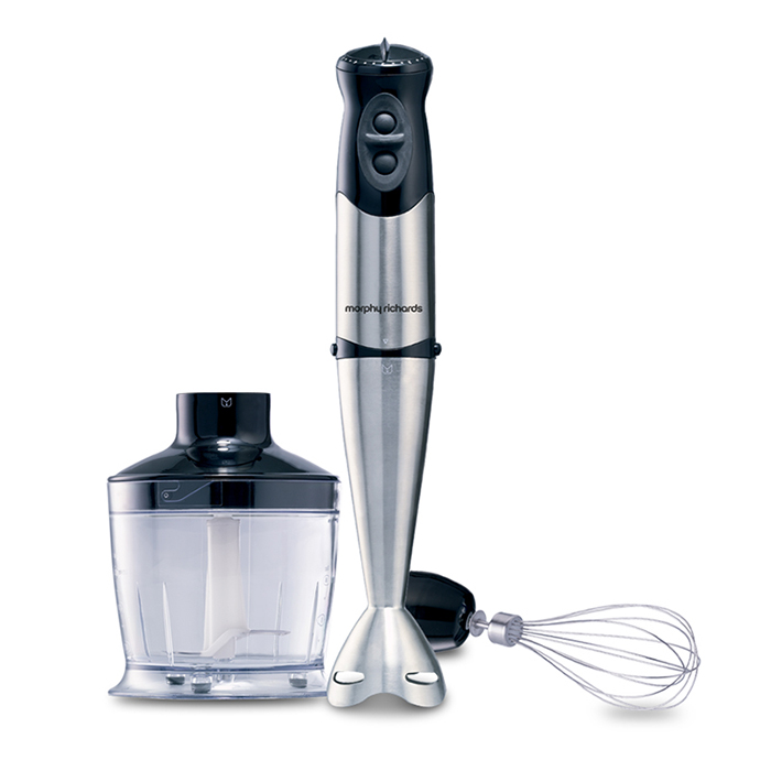 Morphy Richards Hand Blender With Chopper Hbcd Ss