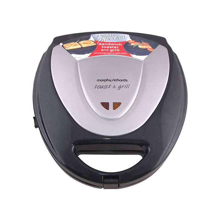 Morphy Richards Sandwich Maker New Toast & Grill