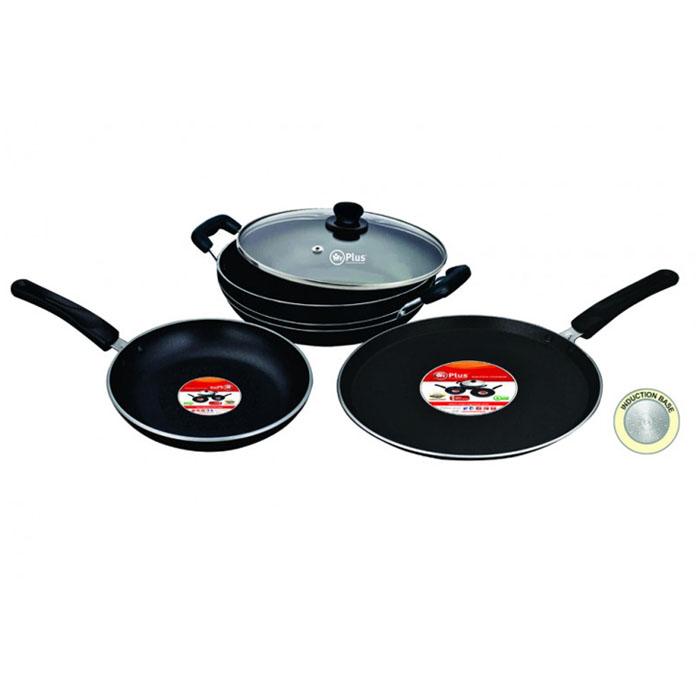 MR PLUS 4 PCS cooking set MR 7107 IB