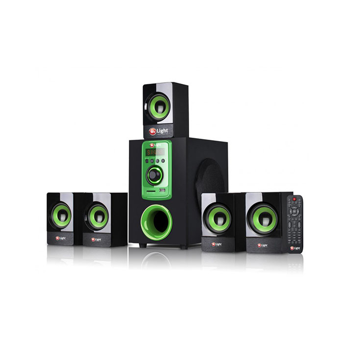 Mr Plus 5.1ch Multimedia Speaker Mr 525