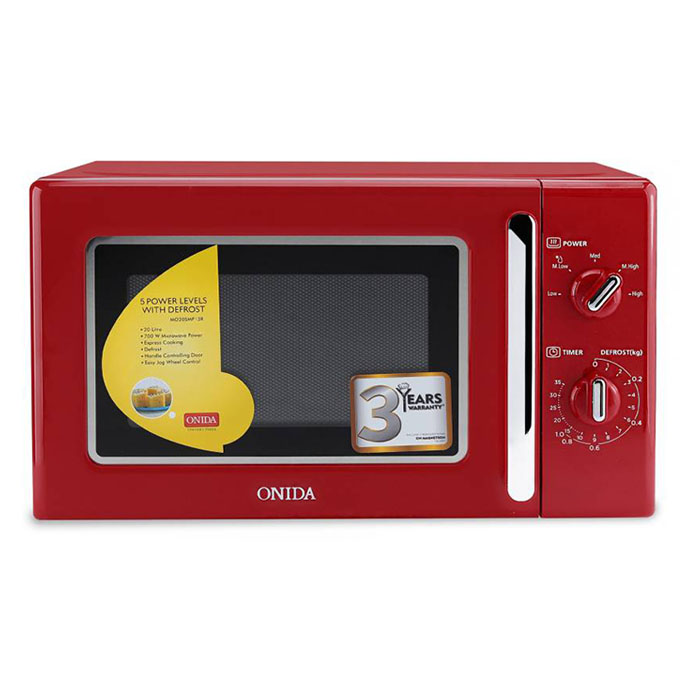 Onida Microwave Oven MO20SMP13R -20L