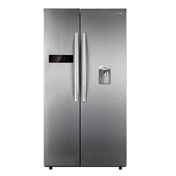 Panasonic Sbs Refrigerator NR-BS60DSX1