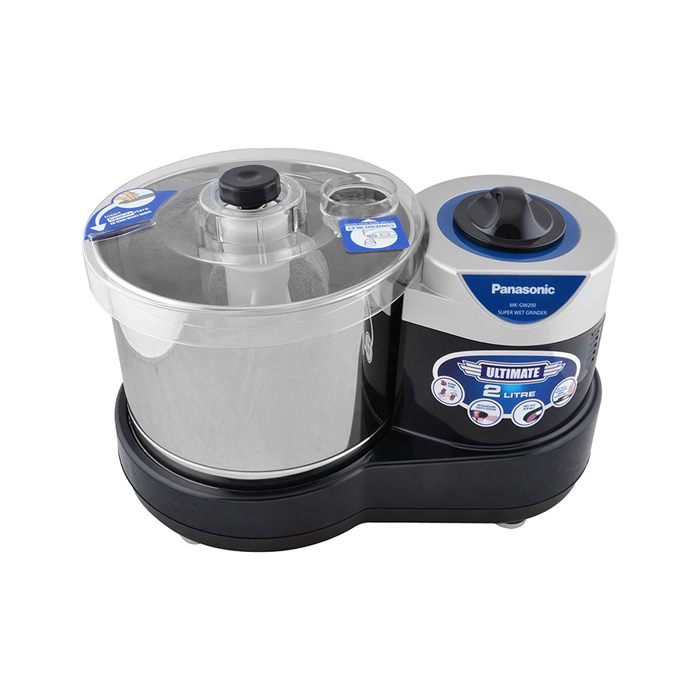 Panasonic Wet Grinder MK-GW200-Black