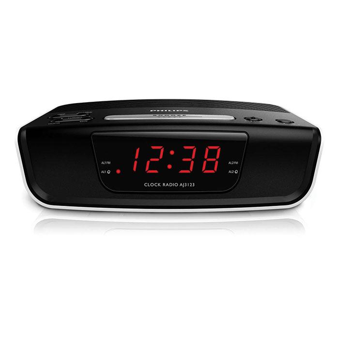Philips Digital Tuning Clock Radio AJ3123/12