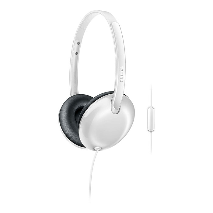 Philips Headphones With Mic SHL4405WT/00
