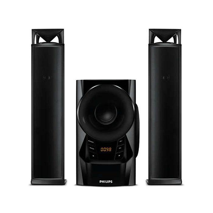 Philips Multi Media Speaker MMS2160B/94- 2.1