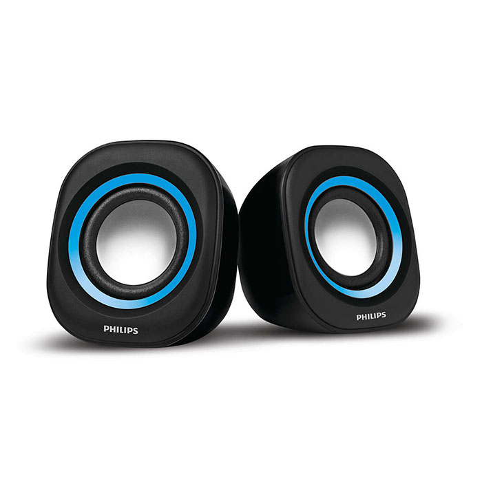 Philips Notebook Usb Speakers SPA25A/94