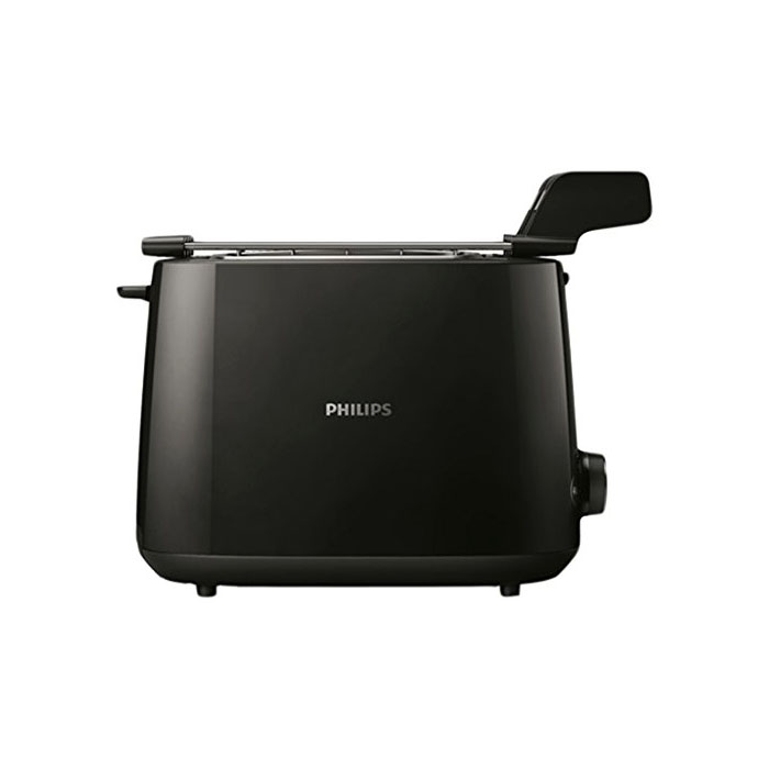 Philips Toaster HD2583/90 With Integrated Bun Warming Rack