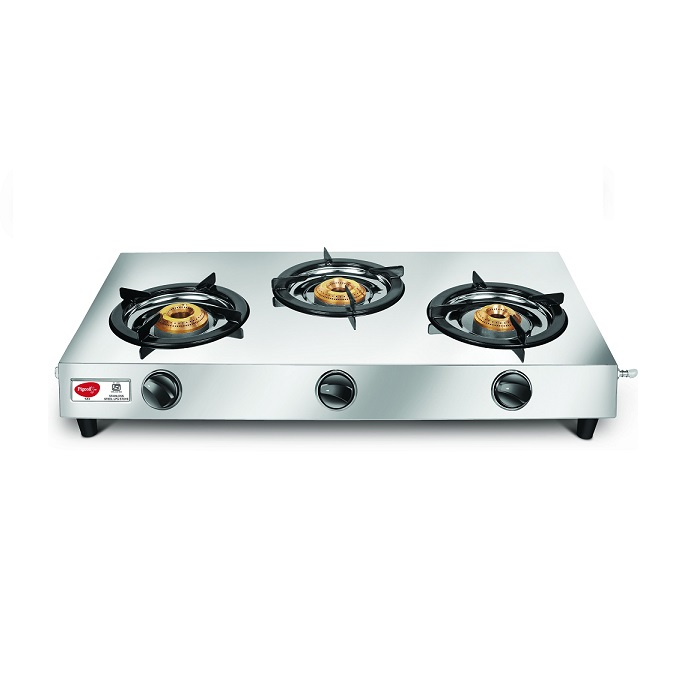 Pigeon Gas Cooktop 123 3 Burner
