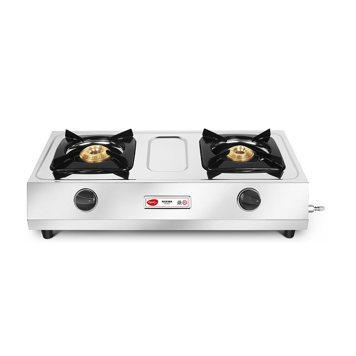 Buy Pigeon Gas Cooktop Maxima 2 Burner Buy High Quality