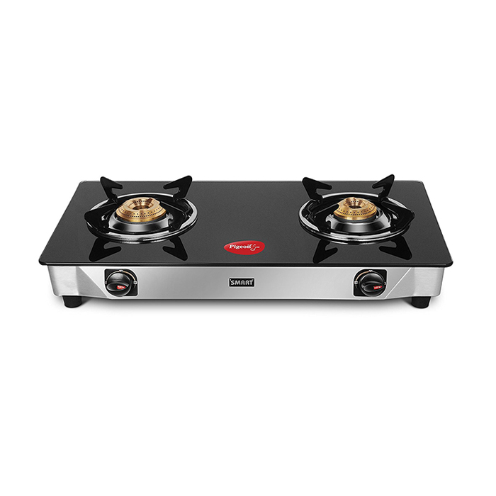 Pigeon Gas Cooktop Smart 2 Burner