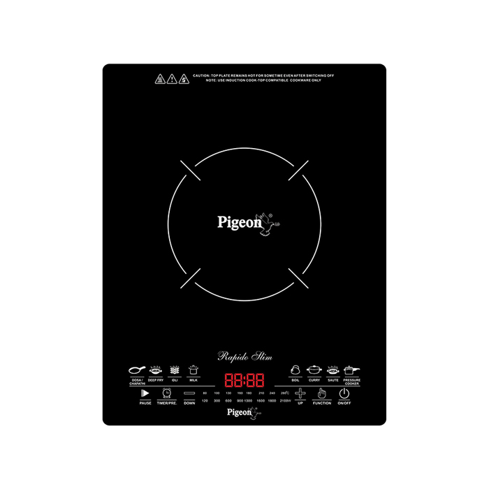 Pigeon Induction Cooktop Rapido Slim