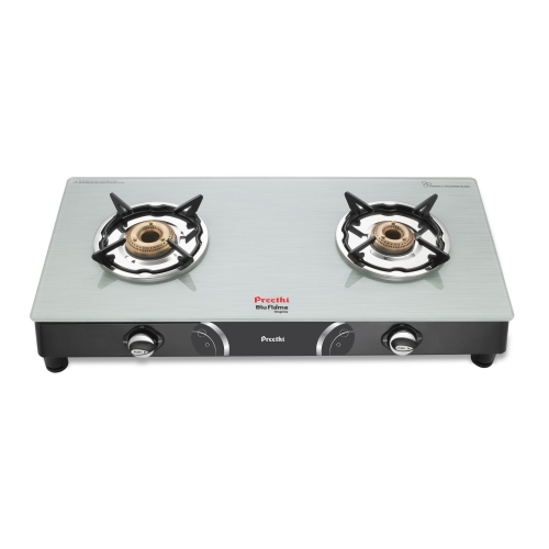 Preethi Glass Top Gas Stove Inspire-2B