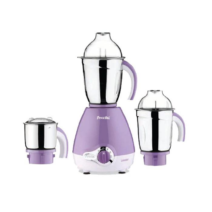 Preethi Mixer Grinder Lavender Pro