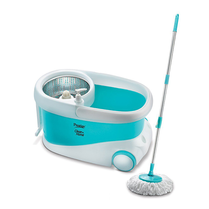 Prestige Clean Home Magic Spin Mop 7L -psb .10