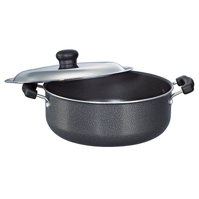 Prestige Omega Select Plus Sauce Pan With lid-250mm