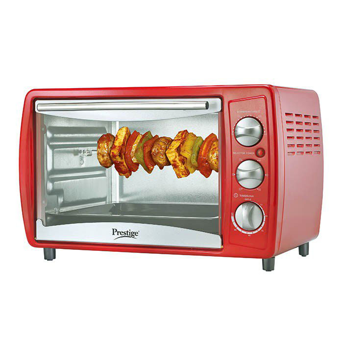 Prestige Oven-toaster-grill Potg 19(RED)