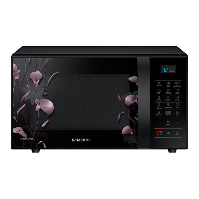 Samsung Microwave Oven CE77JD-LB Convection Mwo With Slim Fry, 21 L