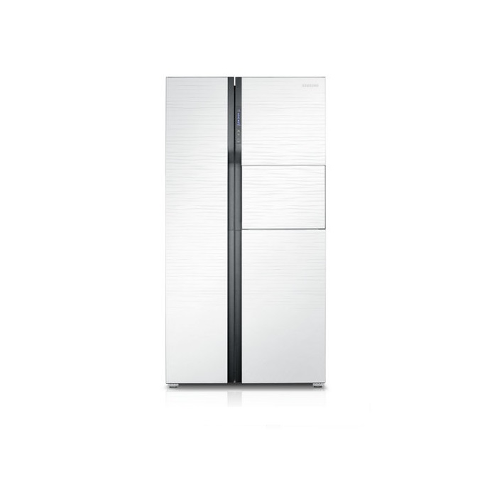 Samsung Refrigerator Side By Side RS55K52A01J/TL With Twin Cooling Plus, 604L