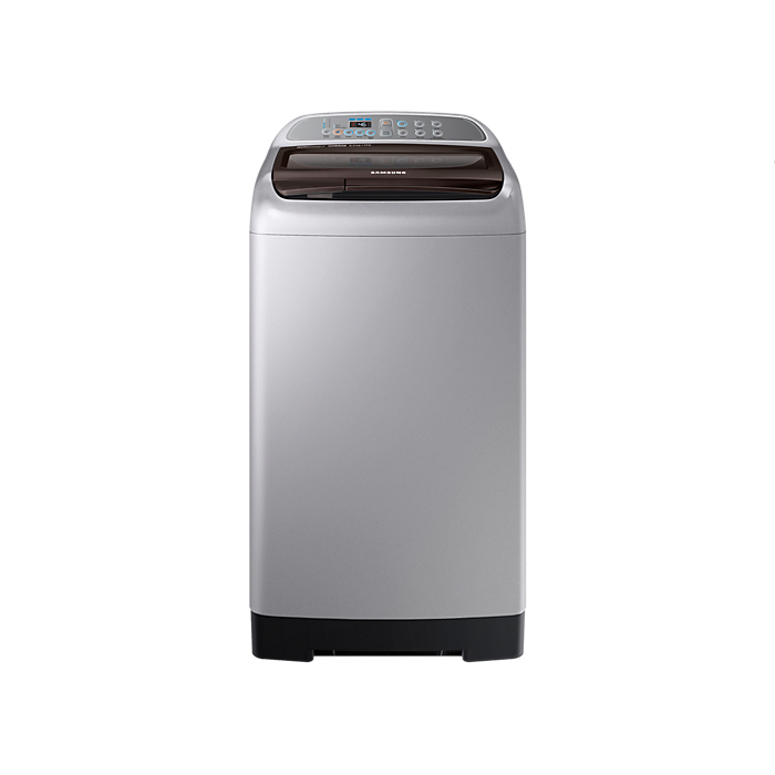 Samsung Washing Machine WA62K4000HD Top Loading With Activwash+, 6.2 Kg