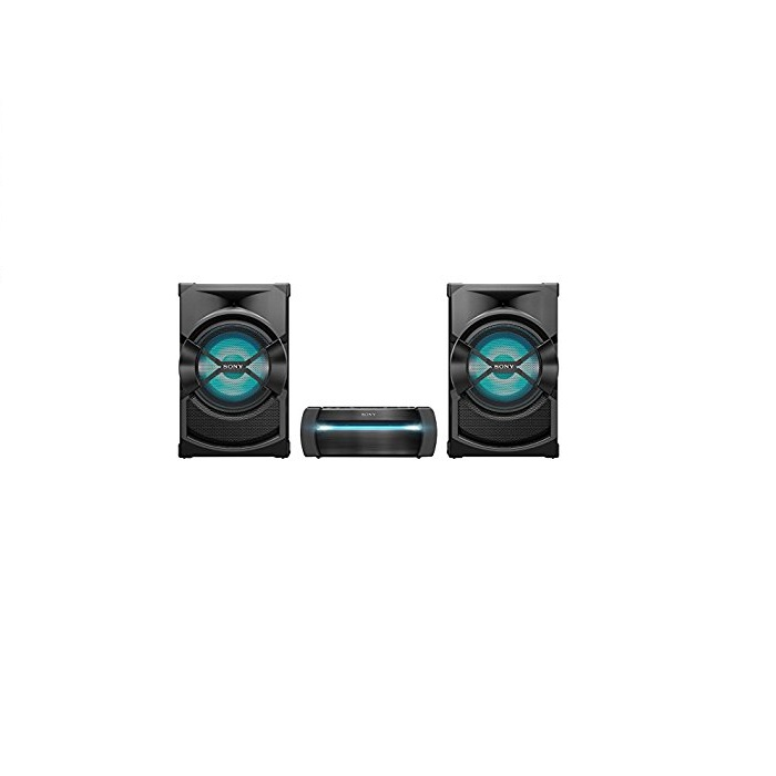 Sony High Power Audio System With Dvd SHAKE-X30D