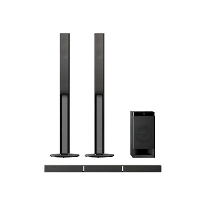 Sony Sound Bar HT-RT40 Stylish 5.1ch Tall Boy Home Theater System