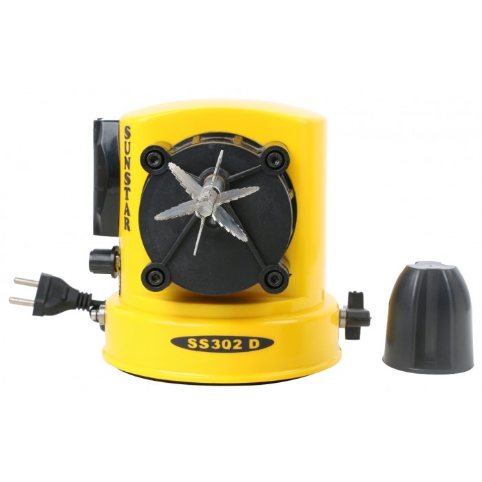 Sunstar Coconut Scraper Electric 3 SPEED-SS302 D-yellow