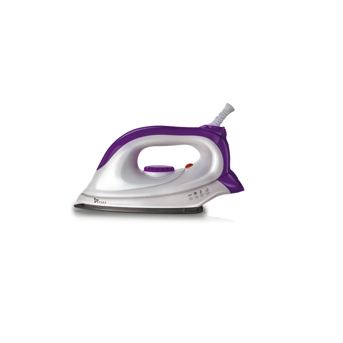 Syska Dry Iron SDI-01 Purple
