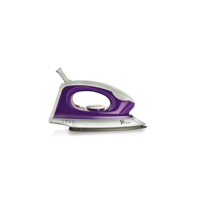 Syska Dry Iron SDI-05 Purple