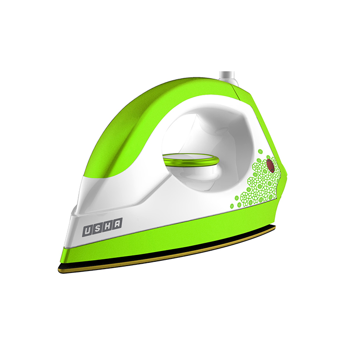 Buy Usha Dry Iron Ei 3302 Gold Electric Lime Buy High