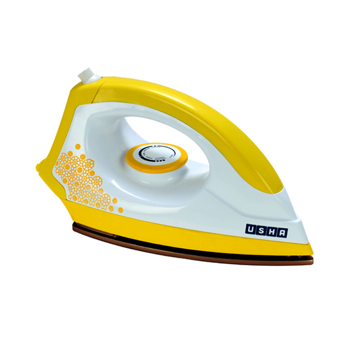 Buy Usha Dry Iron Ei 3302 Gold Sulphur Yellow Buy High