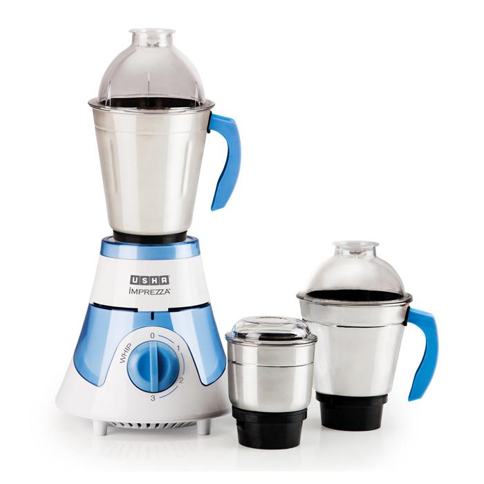 Usha Mixer Grinder Imprezza 600