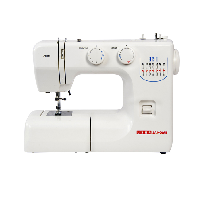 USHA SEWING JANOME ALLURE