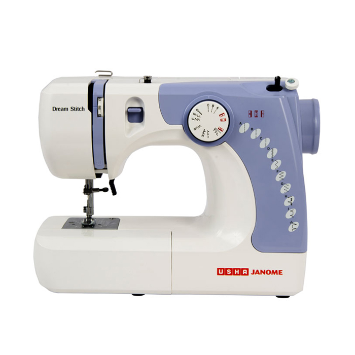 USHA SEWING JANOME DREAM STITCH